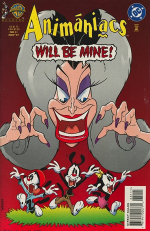 ANIMANIACS #31