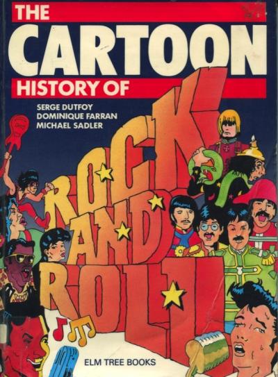 THE CARTOON HISTORY OF ROCK