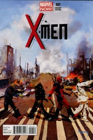 X–MEN #1