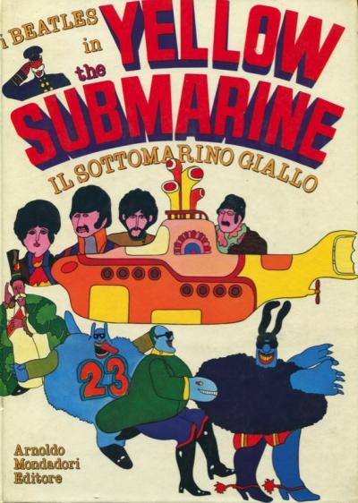 YELLOW SUBMARINE GIFT BOOK (IT)