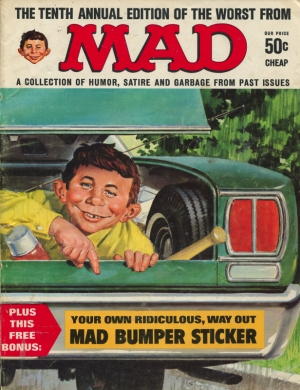 THE WORST OF MAD #10