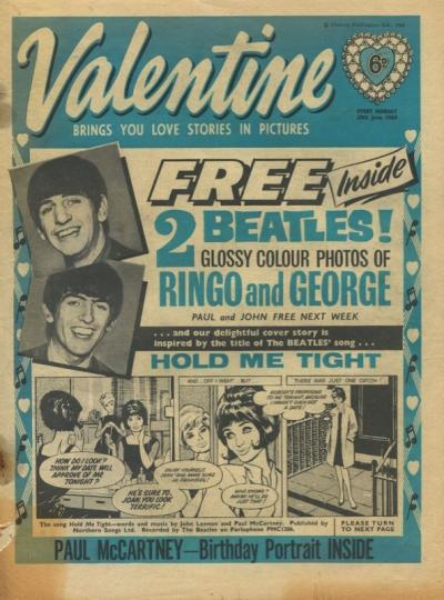 VALENTINE 20th JUNE