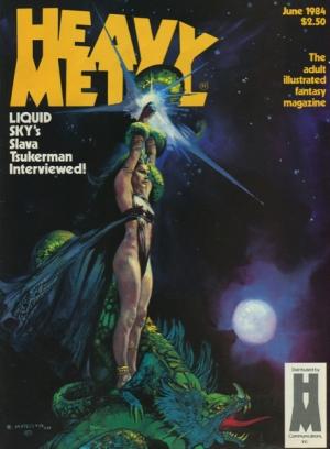HEAVY METAL VOL VIII #3
