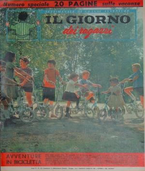 IL GIORNO - IL GIORNO DEI RAGAZZI 1966
