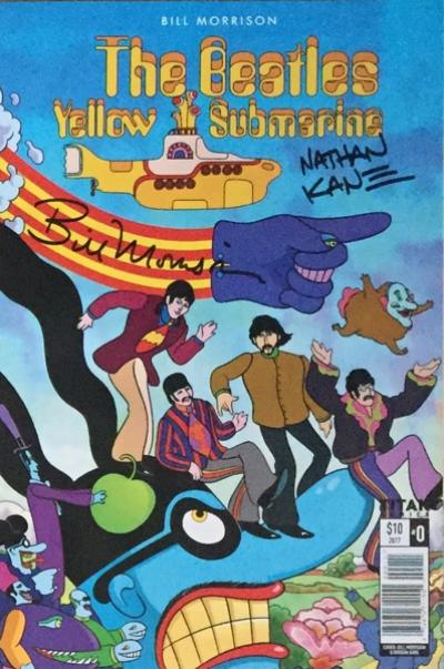 YELLOW SUBMARINE (2017 - ASHCAN COPY)