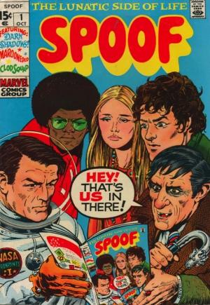 SPOOF #1 (COMIC MAGAZINE)