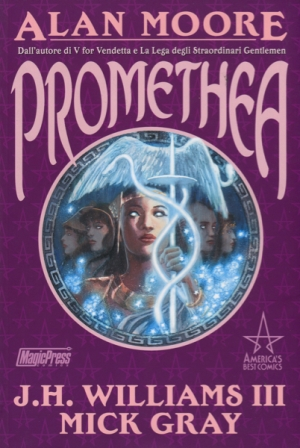 PROMETHEA #2 (ITALIA)