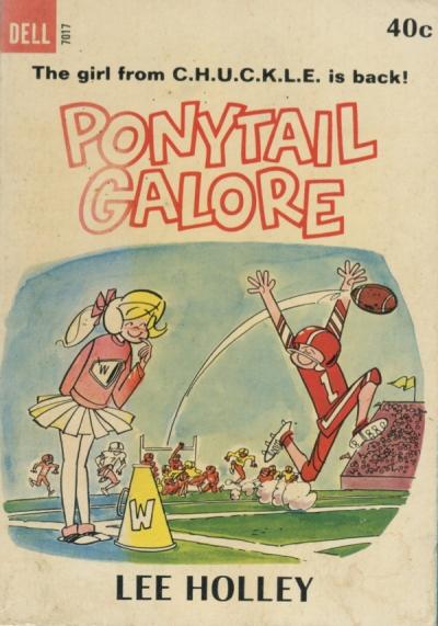 PONYTAIL GALORE