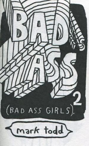 BAD ASS GIRLS #2