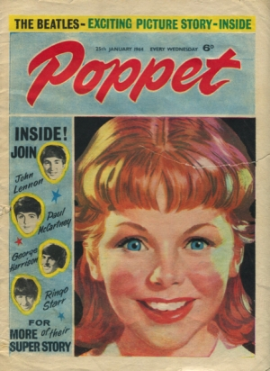 POPPET 25th JANAURY 1964