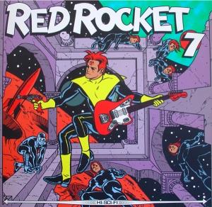 RED ROCKET7 #4