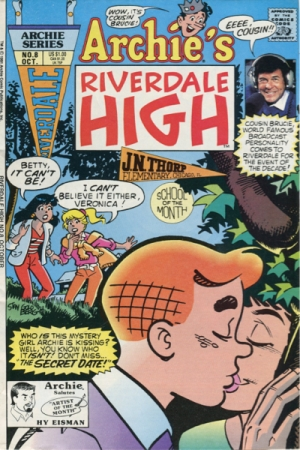 ARCHIE'S RIVERDALE HIGH #8