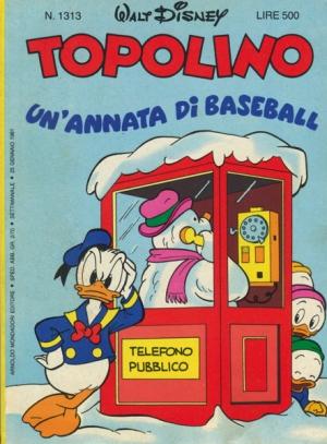 TOPOLINO #1313