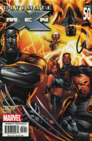 ULTIMATE X–MEN #50