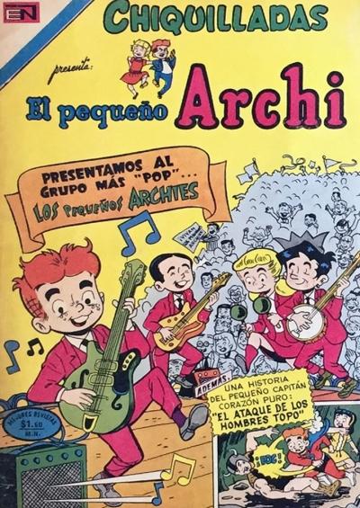 EL PEQUEÑO ARCHIE #368