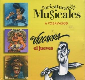 CARICATURAS MUSICALES