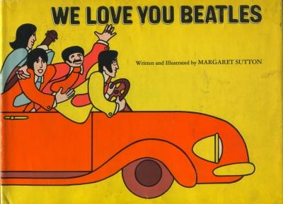 WE LOVE YOU BEATLES