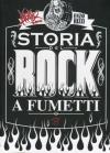 HEAVY BONE: STORIA DEL ROCK A FUMETTI