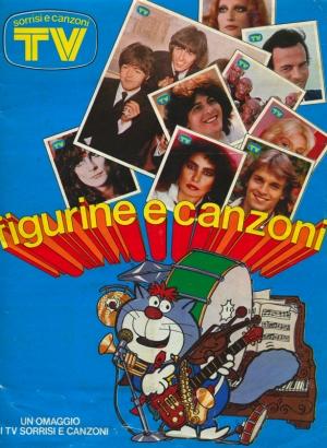 FIGURINE E CANZONI