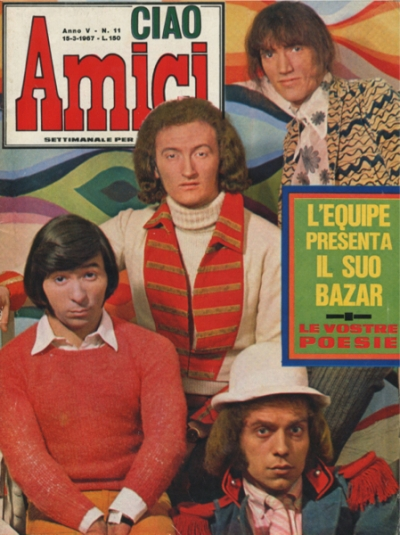 CIAO AMICI #11 (1967)