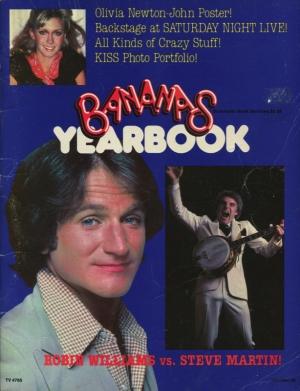 BANANA YEARBOOK