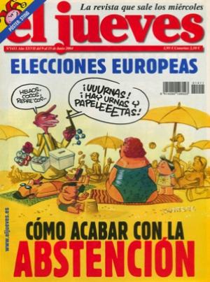 EL JUEVES #1411