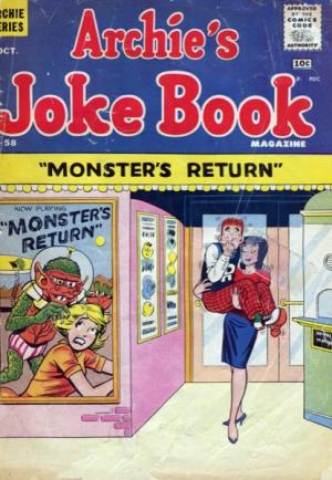 ARCHIES'S JOKE BOOK #58