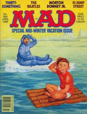 MAD (MAGAZINE) #286