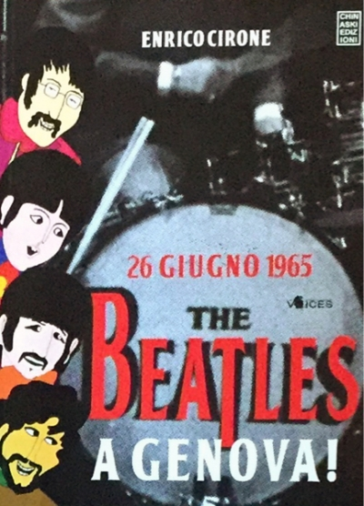 26 GIUGNO 1965 THE BEATLES A GENOVA!