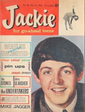 JACKIE #18 (1964)