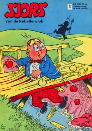 SJORS VAN DE REBELLENCLUB #22