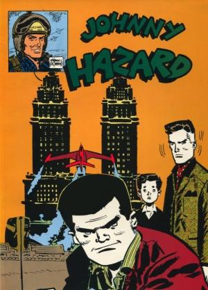 JOHNNY HAZARD #26 OPERAZIONE CAVALLO DI TROIA
