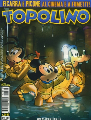 TOPOLINO #2880