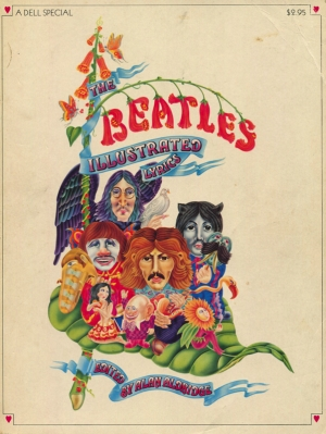 BEATLES ILLUSTRATED LYRICS VOL. 1