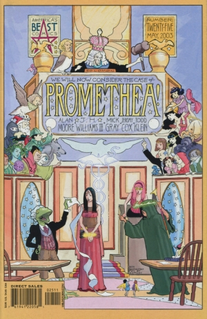 PROMETHEA #25 (USA)