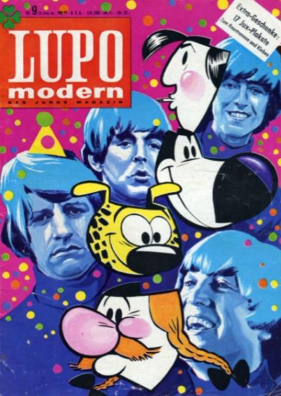 LUPO MODERN #9