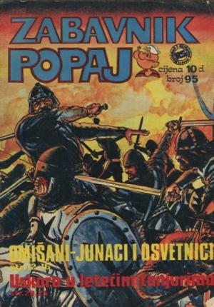 ZABAVNIK POPAJ #95