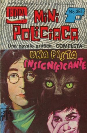 MINI POLICIACA #361: UNA PISTA INSIGNIFICANTE
