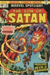 THE SON OF SATAN #16