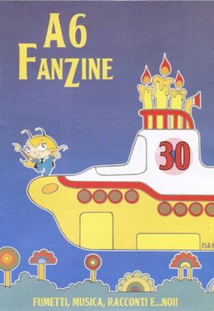 A6 FANZINE N°30