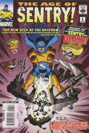 THE AGE OF SENTRY #6