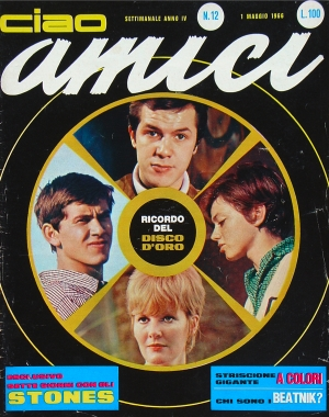 CIAO AMICI #12 (1966)