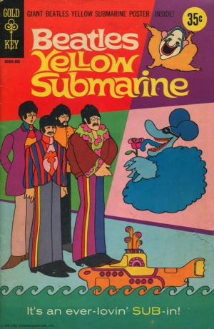 BEATLES YELLOW SUBMARINE (USA)