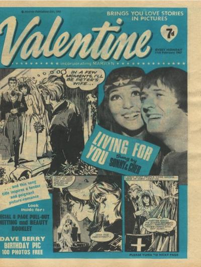VALENTINE 11st FEBRUARY
