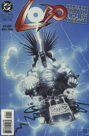 LOBO IN THE CHAIR SPECIAL #1