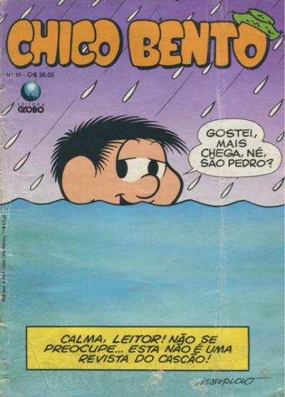 CHICO BENTO #95