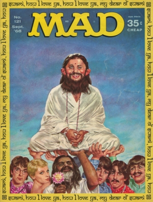 MAD (MAGAZINE) #121
