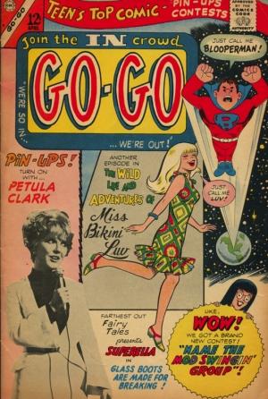 GO-GO (MAGAZINE) #6