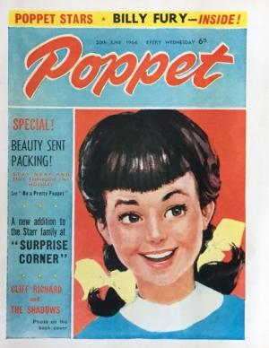 POPPET 20th JUNE 1964