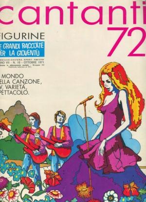 CANTANTI '72